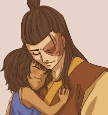 Korra! The last time I saw you, you were only this high