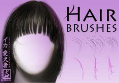 24 New Photoshop Brushes for April 2010