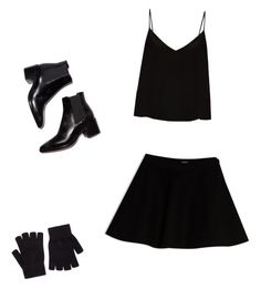 """""""Chica vampiro look daisy"""" by elisa-xxix on Polyvore featuring Max&Co., Raey and Accessorize"""