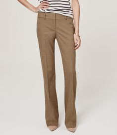Thumbnail Image of Primary Image of Textured Trousers in Marisa Fit