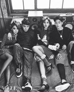 Style Korea: The Art of Korean Fashion • Jay Park, Simon Dominic, Gray, Loco, Bae Yoon...