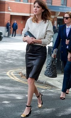 Kat Shoob Leather Skirt | Leather Skirts | Pinterest | Photos ...