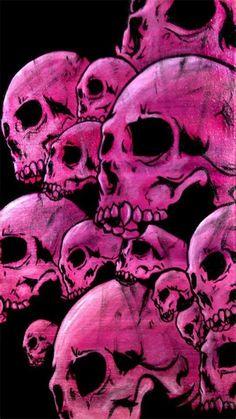 Images By Azazin On Skulls   Skull Wallpaper, Skull, Skull Art