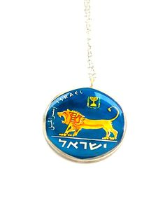 Roaring Lion, Coin Pendant, Coins, Rooms