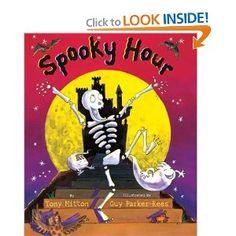 Great ideas for #halloween #books for #preschool #kindergarten #homeschool