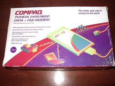 1993 Data Fax Modem Card