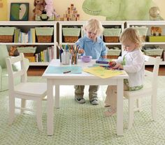 Cute kids table