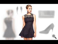 Cocktailkleider 2016 mit Outfit Ideen: http://www.fancybeast.de/schoene-cocktailkleider-2016-outfit-ideen/ #Cocktailkleider #OutfitIdeen #Outfit #Dress #Kleider #Black #Fashion #Mode Wo Hanne schöne Cocktailkleider für 2016 mit den passenden Outfit Ideen gefunden hat