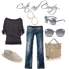 Cute and Comfy., created by jesshehr