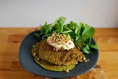 It's nearly pancake day! Pancake Day, or to give it it's official name Shrove Tuesday, falls the day before… Juicing Recipes For Beginners, Pancake Day, Maple Bacon, Wheat Grass, Buckwheat, Crepes, Superfood, Spinach, Benefit