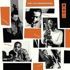 The Jazz Messengers is a 1956 album by the Jazz Messengers, released by Columbia Records. It was the last recording by the Jazz Messengers lineup featuring p. Kenny Dorham, Horace Silver, Hard Bop, Charles Mingus, Afro Cuban, Miles Davis, The Godfather, Lp Vinyl, The Guardian