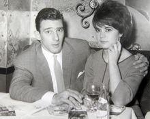 Reg and Frances