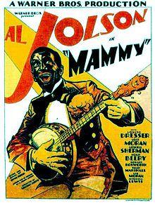 Mammy - 1930 - Al Jolson sheet music