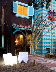 Projeto Sofá Café | Estúdio Super Limão