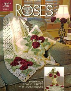 Roses Crochet - Zuleika Sousa - Album Web Picasa