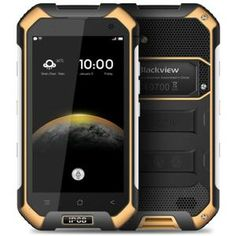 "SMARTPHONE Blackview BV6000S Android 6.0 4.7"" 4G Smartphone i"