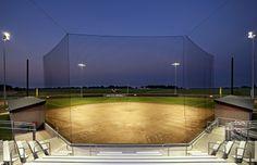 Linn-Mar High School Sports Complex Architectural Photography AJ Brown Imaging