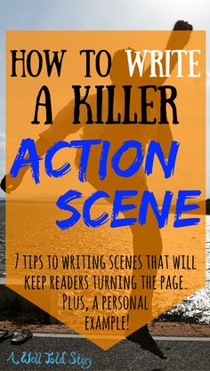 As a writer of spy thrillers, one question I get asked a lot is how to write a good action scene. Here I pass on 7 tips to help you write a thrilling scene!