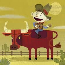 cowboy illustration - Recherche Google