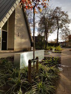 Douglas overkapping met inlite verlichting | Florissant tuinen ...