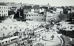 Aravaca Madrid, Foto Madrid, Past Life, Old City, Old Pictures, Nostalgia, Vintage Photos, Paris Skyline, Barcelona