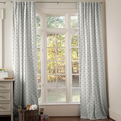 Carousel Designs French Gray Quatrefoil Drape Panel 96Inch Length Standard Lining 42Inch Width * You can get more details by clicking on the image. Note: It's an affiliate link to Amazon.