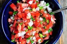 Pico de Gallo Recipe - Cooking | Add a Pinch