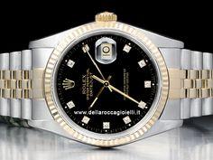 Orologi Rolex Datejust Ref 16234 - 16220 - 116234 Prezzo Rolex Datejust, Vintage Rolex, Prezzo, Omega Watch, Rolex Watches, Accessories, Jewelry Accessories
