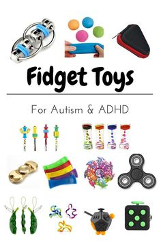 Fidget Toys on Amazon For Autism ADHD
