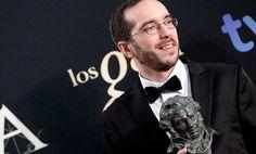 Enrique Gato, coordinador de nuestra escuela, gana el Goya al Mejor Director Novel. Para más información, clica en la imagen