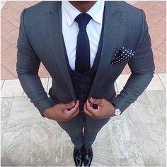 #Suit #MensWear #Class