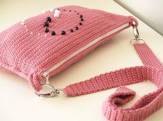 Bolsos de crochet pinterest - Imagui