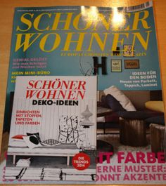 SCHÖNER WOHNEN Heft Januar 2014 ikl. Beiheft: Deko-Ideen