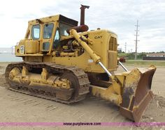 1979 Caterpillar For Sale :: Construction Equipment Guide Caterpillar Inc, Caterpillar Equipment, Mining Equipment, Heavy Equipment, Excavation Equipment, Cat Bulldozer, Earth Moving Equipment, Old Tractors, Heavy Machinery
