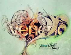 Veneno on Behance