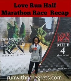 Check out my recap of the Love Run Half Marathon in Philadelphia, PA! It was my first time running the half and I had an incredible experience in the City of Brotherly Love! Find even more race recaps at runwithnoregrets.com!: