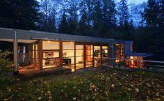 Twilight House Exterior