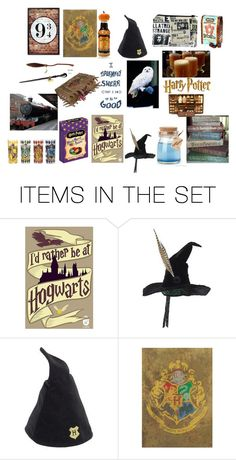 """""""Harry potter"""" by buttercreamkisses ❤ liked on Polyvore featuring art"""