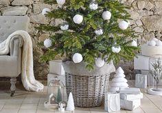 Dove sistemare l'albero di Natale I Maisons du Monde