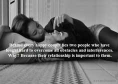 Bits of Truth. all quotes. Not every relationship is a fairytale though it may appear to be. A relationship demands effort. True Love Quotes, All Quotes, Great Quotes, Quotes To Live By, Life Quotes, Inspirational Quotes, Moment Quotes, Teen Quotes, Couple Quotes