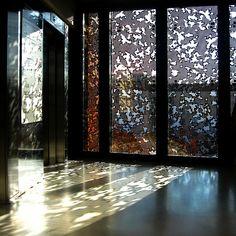 Caixa Forum by Herzog & de Meuron in Madrid