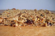 Granola slices