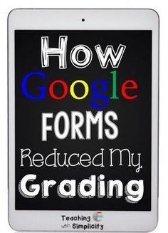 Classroom Management - grading made easier! There is an add-on specifically for Google Forms that will AUTOMATICALLY grade responses! It reduced my grading tremendously!: