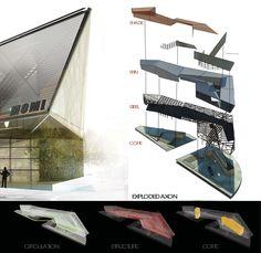 ISSUU - Architecture Portfolio Matt Edwards by Matthew Edwards