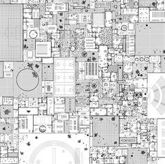"futureproofdesigns: "" Paris-Saclay École Architects c. 2013 """