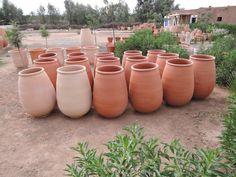 madison cox landscape - Google Search Large Planters, Planter Pots, Landscape, Garden, Terrace, Plants, Interiors, Ceramics, Google Search
