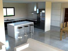 """Photo N°449657 - Carrelage - faïence - Landes (40) - Projet """"Nouvelle maison dans les Landes"""" - ForumConstruire.com"""