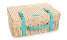Tiffany Co Central Park Picnic Basket 1 Central Park Picnic, Singapore Fashion, Wine Carrier, Picnic Time, Home Comforts, Tiffany Blue, Purses And Bags, Diaper Bag, Blues