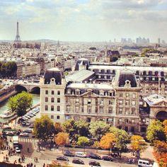 Paris through my eyes.  ©Jen Hernandez