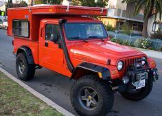 Jeep Camper